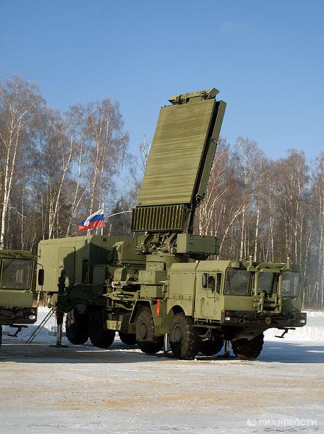 ЗРК С-400 Триумф
