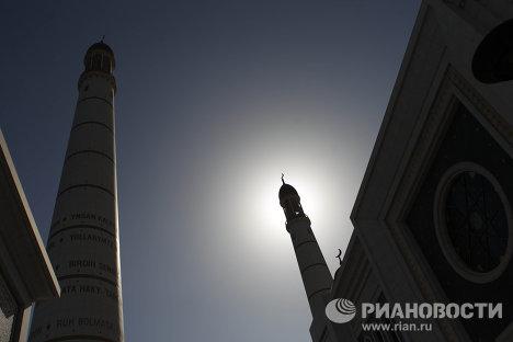 Города мира. Ашхабад