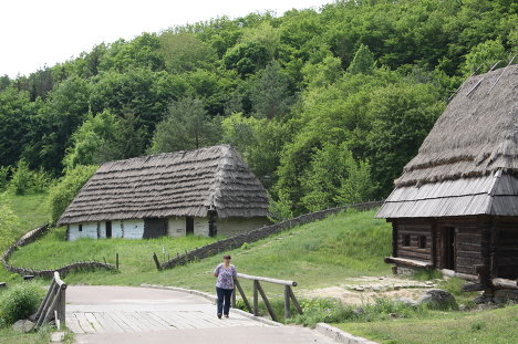 Pirogovo – a journey into Ukraine's rural past