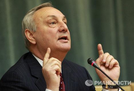 Лекция президента Абхазии Сергея Багапша в МГИМО