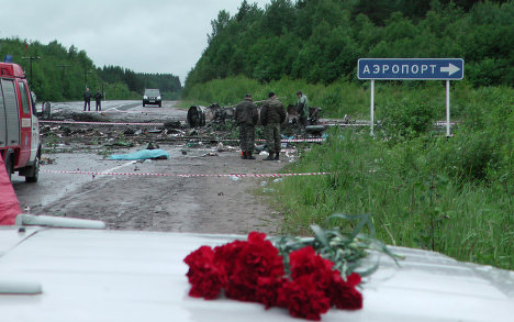 Experts transcribe air-ground conversations in Petrozavodsk plane crash