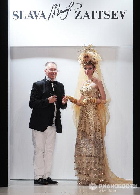 Неделя моды Mercedes-Benz Fashion Week Russia
