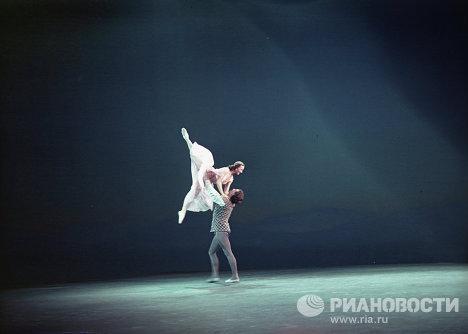 Галина Уланова и Юрий Жданов