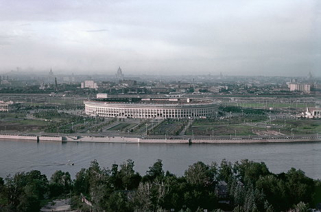 Лужники – район на Юго-западе Москвы