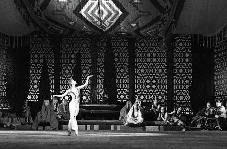 Сцена из балета Бахчисарайский фонтан