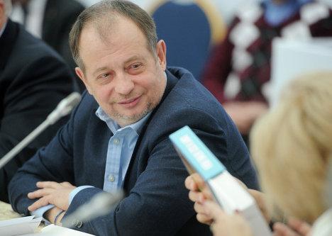 Руководитель ассоциации летних олимпийских видов спорта (ВАЛОВС) миллиардер Владимир Лисин