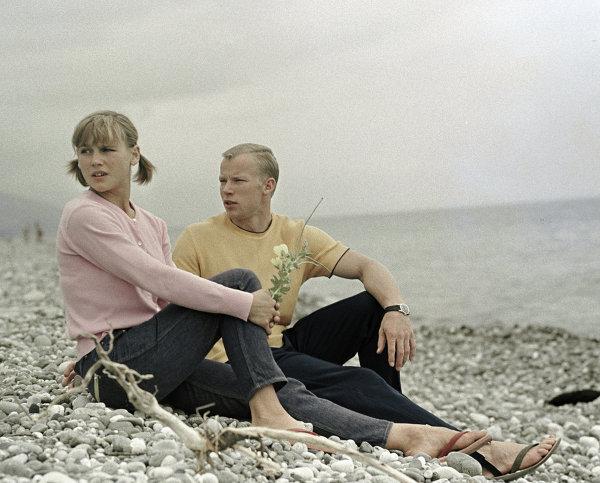 Валерий Карасев и Ольга Карасева