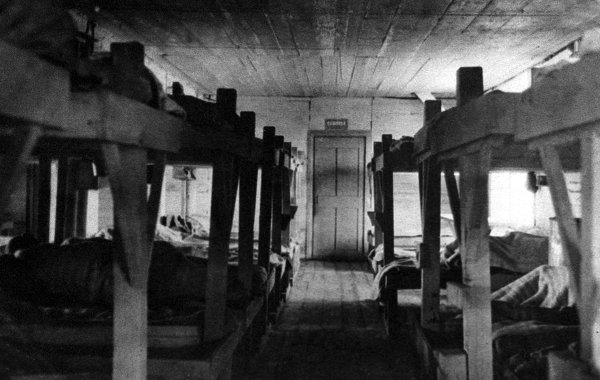 The Gulag archipelago and its dungeons