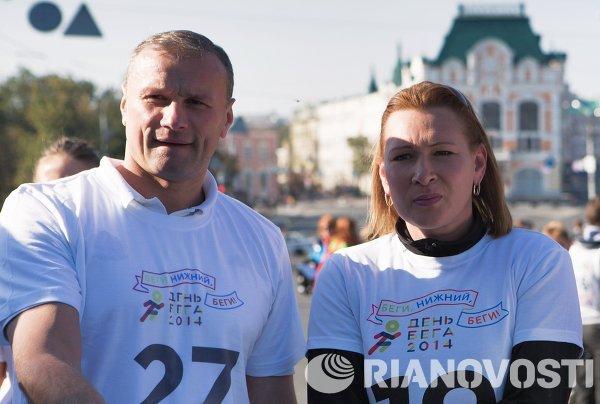 Всероссийский день бега Кросс Нации - 2014
