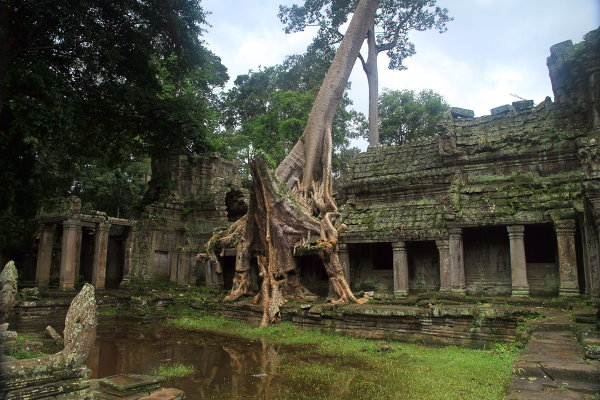 Cambodia, Siem Reap Province