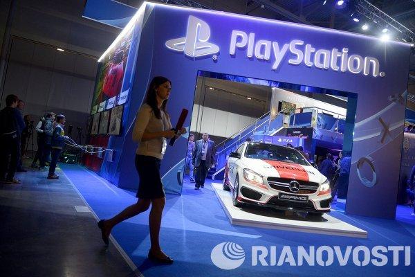 Выставка ИгроМир 2014 в Москве