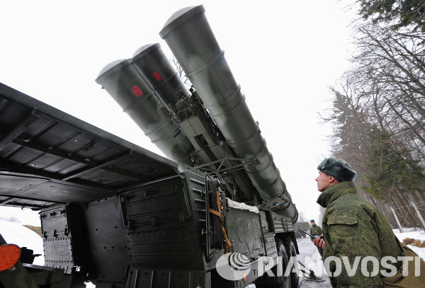 Air Defense Day celebrated