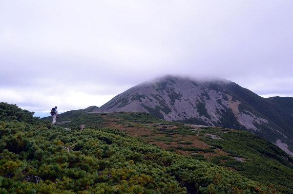 Oblachnaya Mountain