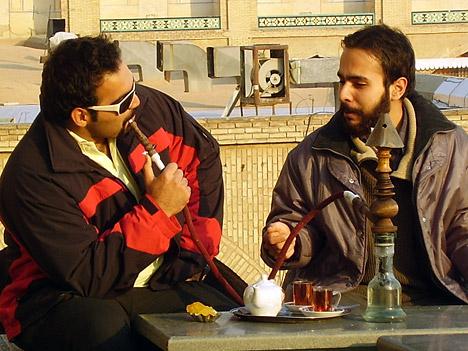 Photo tour with RIA Novosti. Iran