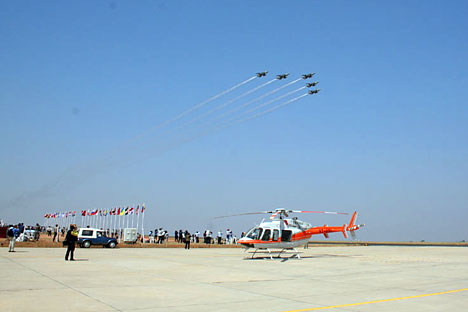 International exhibition Aero India-2007