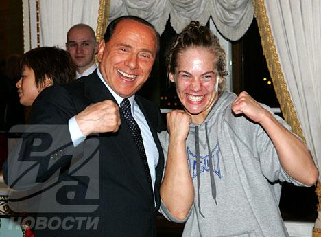 Vladimir Putin attends Mixed Fighting Championship