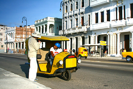 Photo tour with RIA Novosti: Cuba 2007