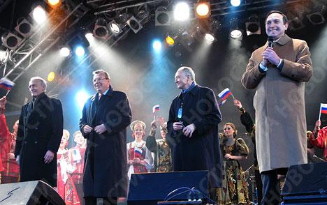 Russian Winter In London According 69