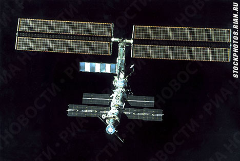International Space Station marks its 10th anniversary