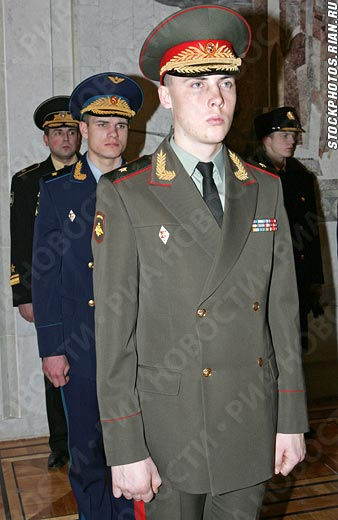 New Russian Uniform 41