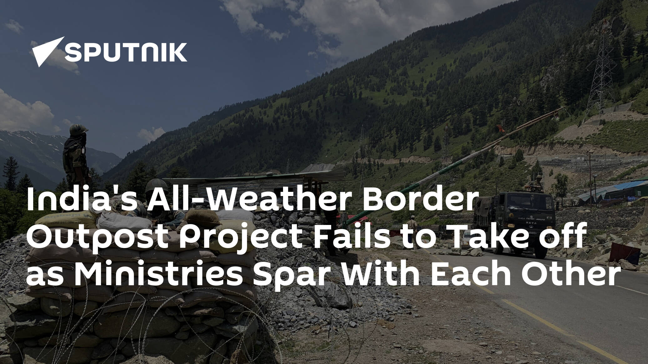 India's All-Weather Border Outpost Project Fails to Take off as Ministries Spar With Each Other