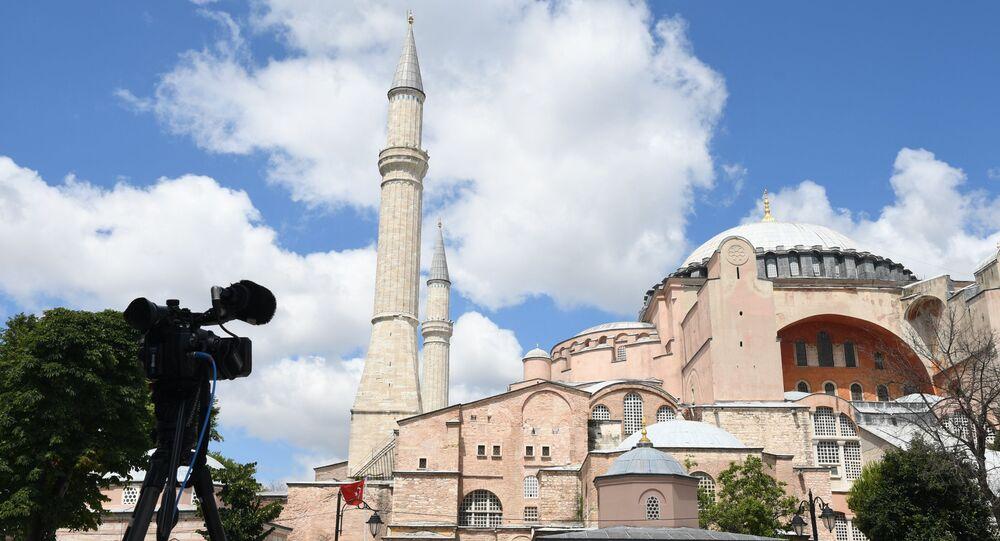 Turkey court revokes Hagia Sophia's museum status