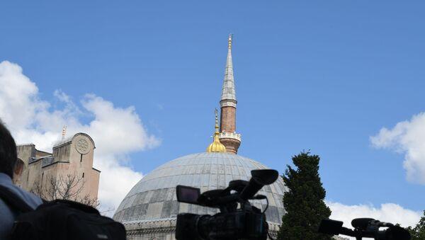 Hagia Sophia, Istanbul - Sputnik International