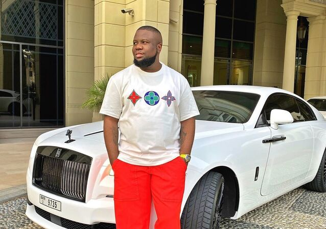Nigerian influencer Ray Hushpuppi