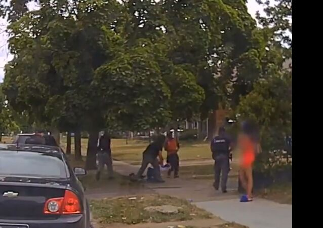 Footage from the Officer Involved Shooting Incident in Detroit on 10 July 2020