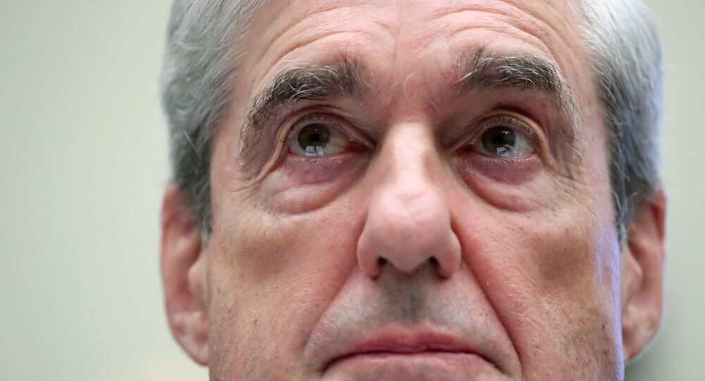 Former Special Counsel Robert Mueller testifies before the House Judiciary Committee at a hearing on the Office of Special Counsel's investigation into Russian Interference in the 2016 Presidential Election on Capitol Hill in Washington, U.S., July 24, 2019