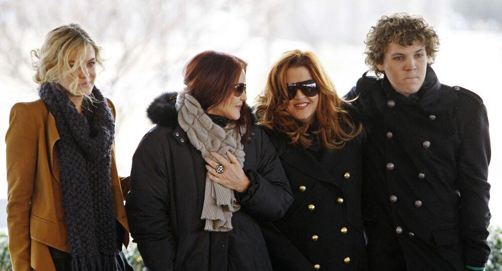 Benjamin Keough, grandson of Elvis Presley, dead at 27
