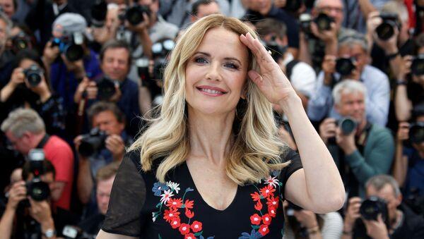 71st Cannes Film Festival - Photocall for the film Gotti- Cannes, France, May 15, 2018. Cast member Kelly Preston - Sputnik International