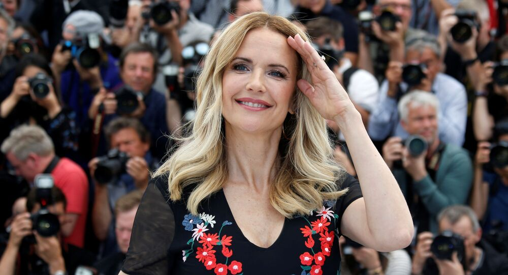 71st Cannes Film Festival - Photocall for the film Gotti- Cannes, France, May 15, 2018. Cast member Kelly Preston