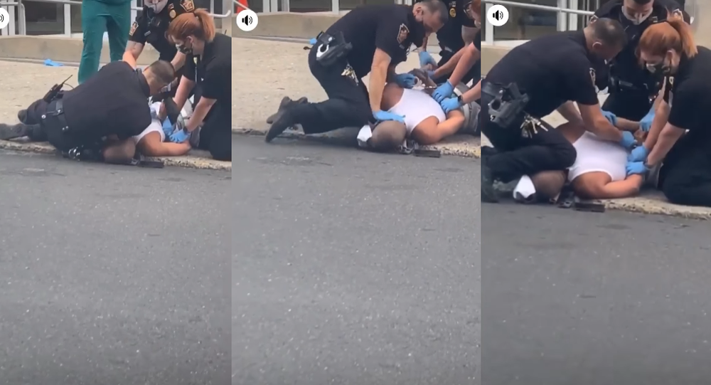 Just last week, the Allentown Police Department praised themselves for releasing their use of force policy. No sooner than a week after the APD released this policy, a police officer was viewed applying the same use of force, knee to the neck, procedure that killed George Floyd.