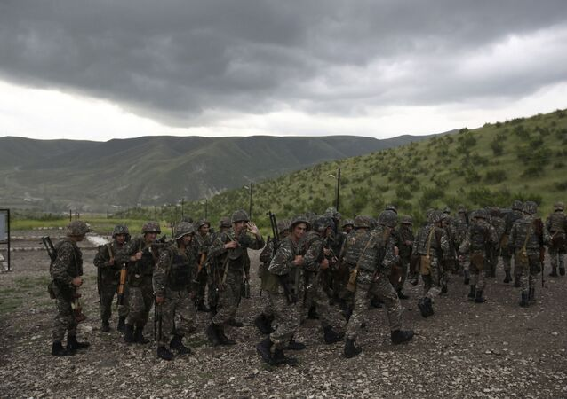 Nagorno-Karabakh region