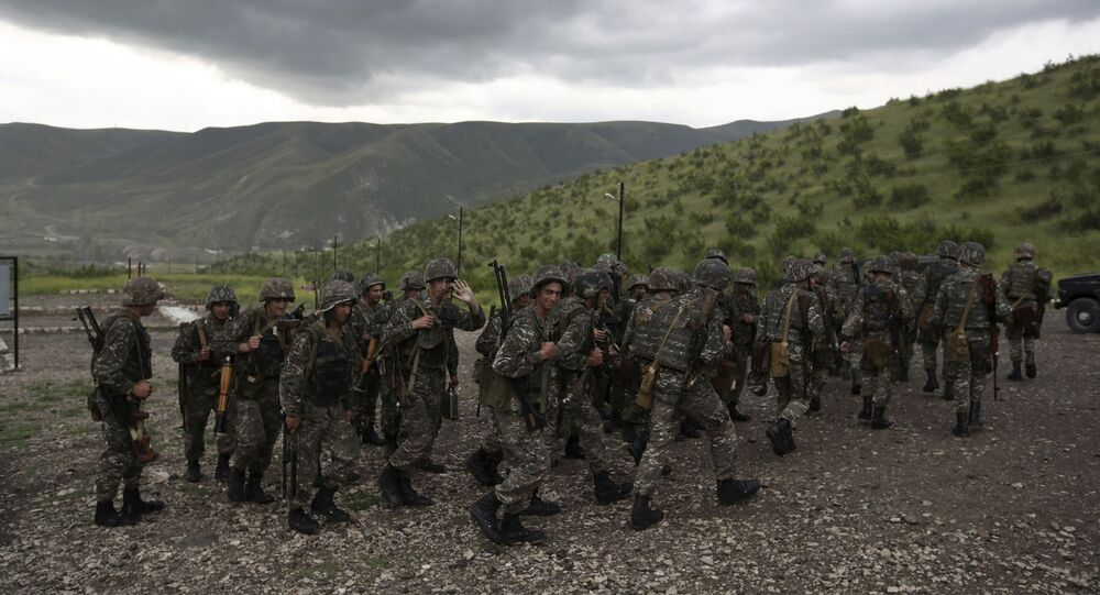 Calls For Restraint After Deadly Armenia-Azerbaijan Border Clashes
