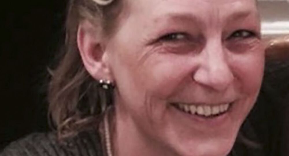 A handout picture released by the Metropolitan Police on July 10, 2018 shows Dawn Sturgess who died after being exposed to a nerve agent in Amesbury