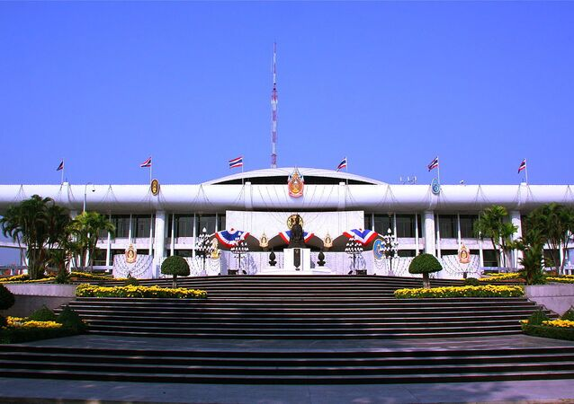 Parliament House of the Kingdom of Thailand