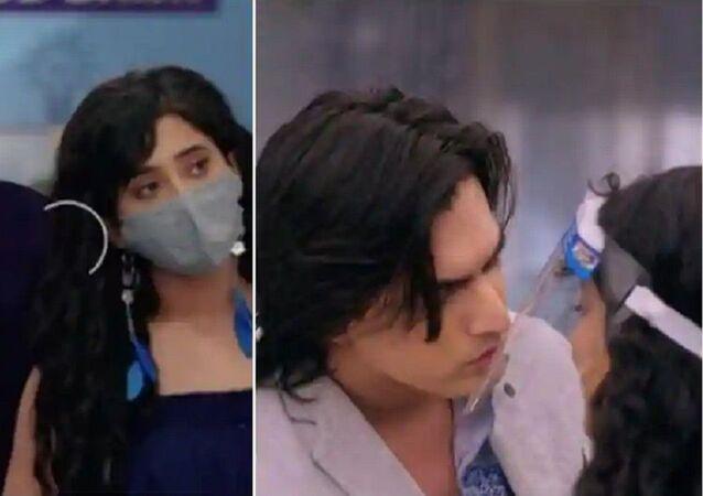 Scenes from Yeh Rishta Kya Kehlata Hai