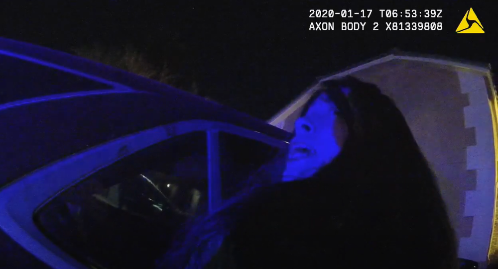 Mariah Valenzuela, 23, says Phoenix Police Officer Michael McGillis manhandled and assaulted her during a January 15, 2020, arrest. She intends to sue the city of Phoenix and the Maricopa County Attorney's Office.