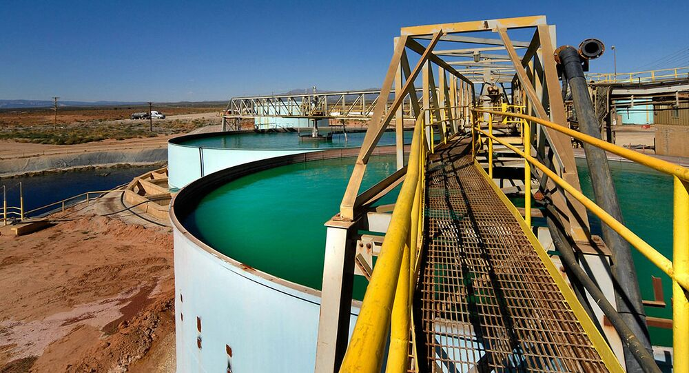 The White Mesa uranium mill
