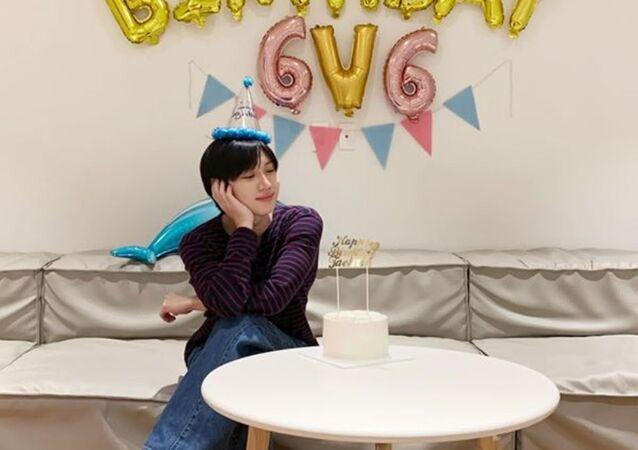 SHINee's Taemin celebrates his 27th birthday