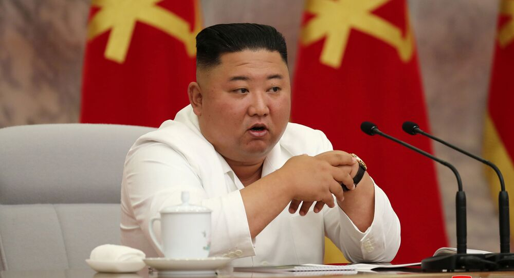 Kim rebukes officials for building hospital 'in careless manner'