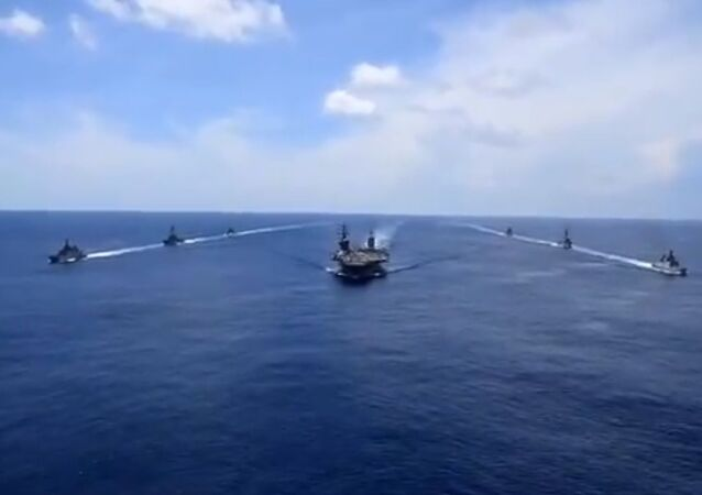 The United States has been mobilising its naval assets in the South China Sea in solidarity with its allies and partners against China flexing its muscles. The US has deployed several aircraft carriers and guided missile destroyers to the Indo-Pacific region.