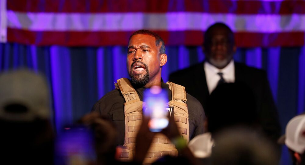 Kanye West May Allegedly Be Investigated for Election Fraud