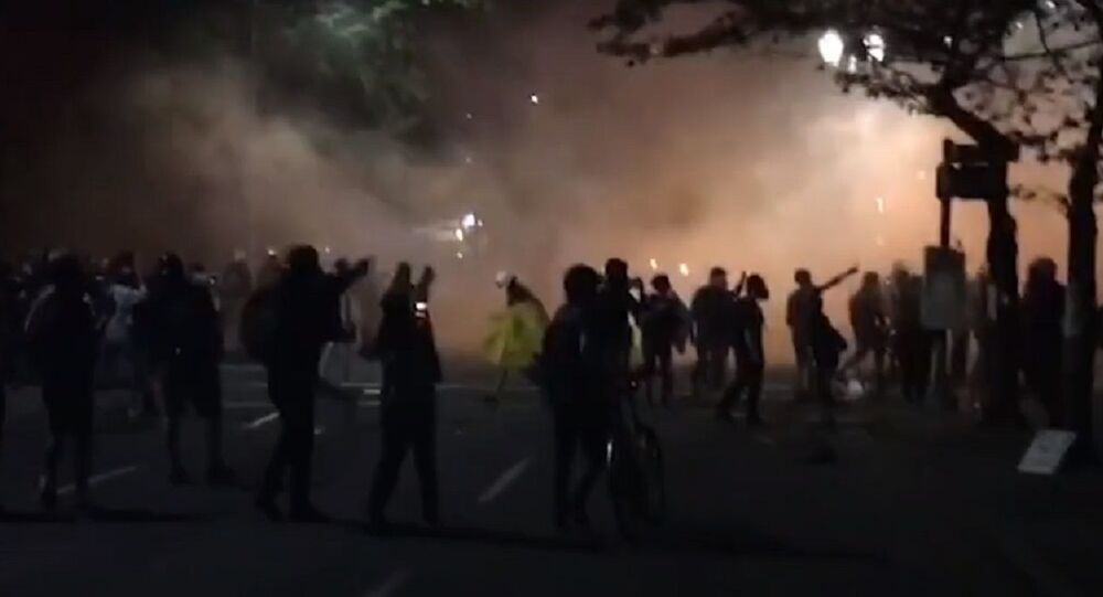 Situation in Portland as Anti-Racism Protests Continue to Rage