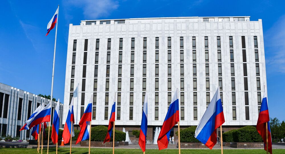 Russian Embassy in the US