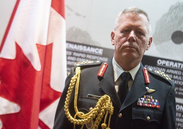 Canadian General Jonathan Vance, Chief of the Defence Staff