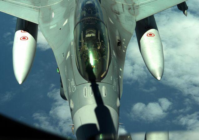 Chilean Block 50  F-16