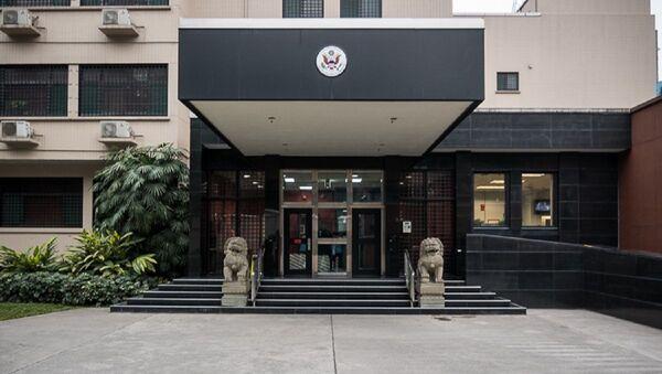 The building of U.S. Consulate General Chengdu - Sputnik International